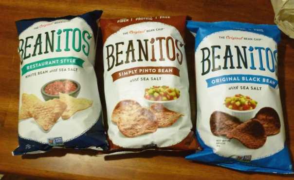 Three Varieties of Beanitos