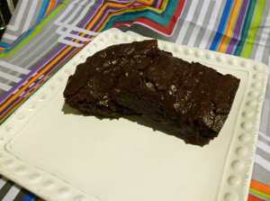 Killer Chocolate Fudge-y Brownies