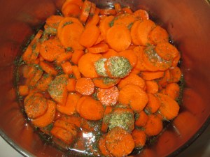 Carrots and Spice