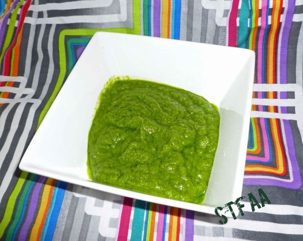 Garlic Scape Pesto Sauce