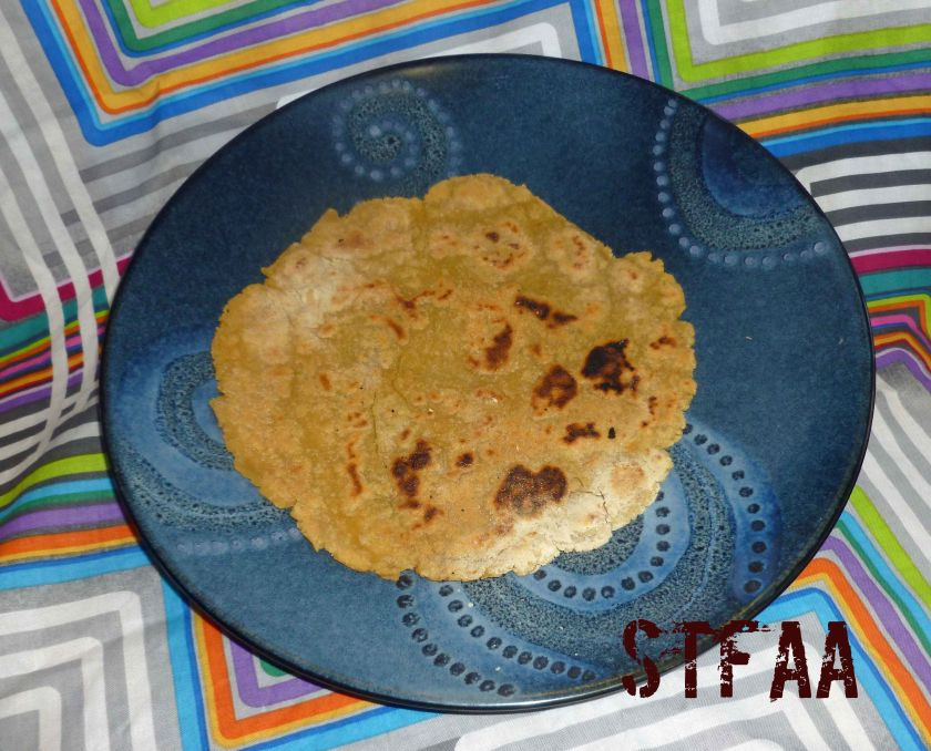 Gluten-Free Vegan Tortillas
