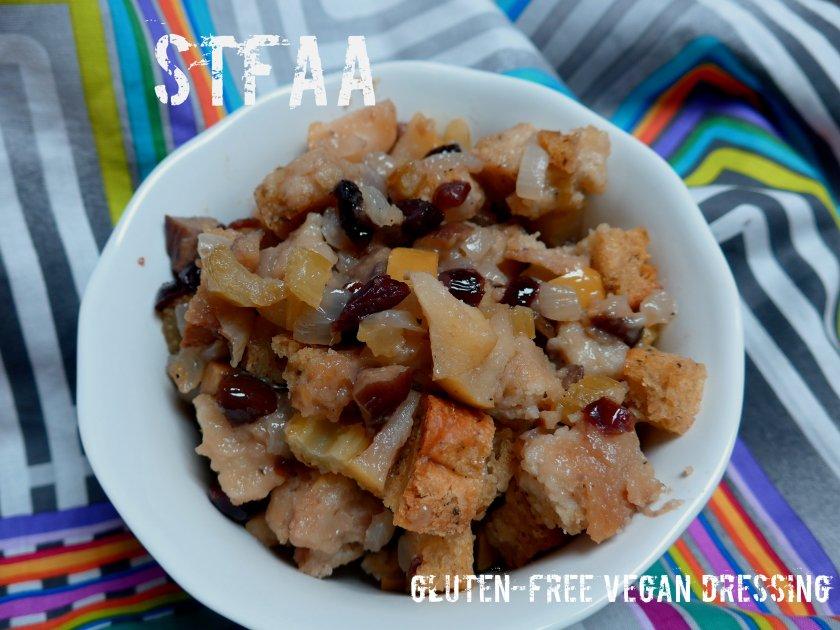 Gluten-free vegan dressing
