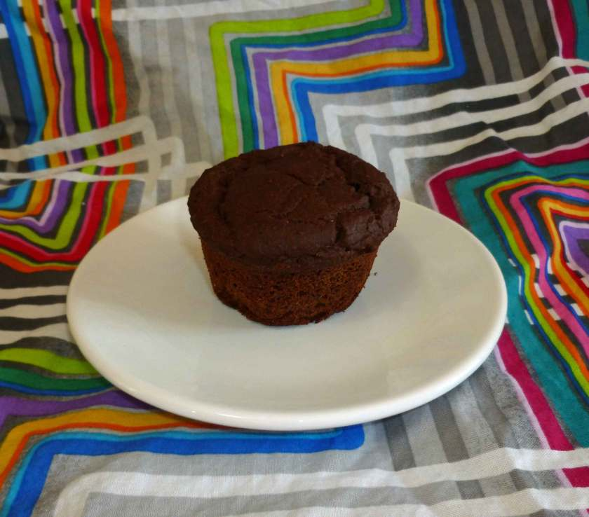 Chocolate Zucchini Breakfast Muffins