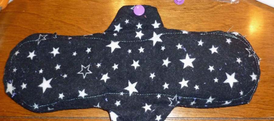 Completed Reusable Cloth P
