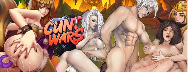 cunt wars mobile porn game image