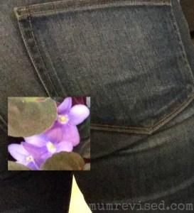butt flower
