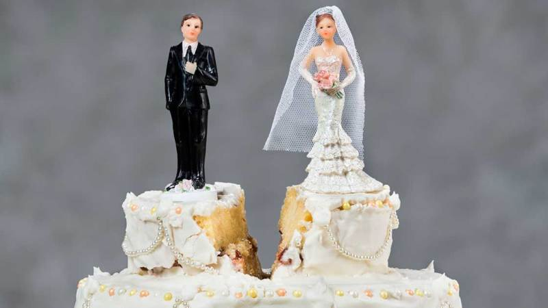 There is a correllation between the amount of money spent on a wedding, and how long the marriage lasts.