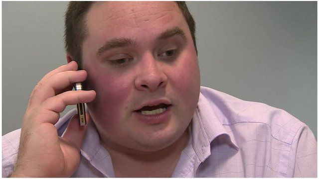 The man who did a number on cold-calling phone pests