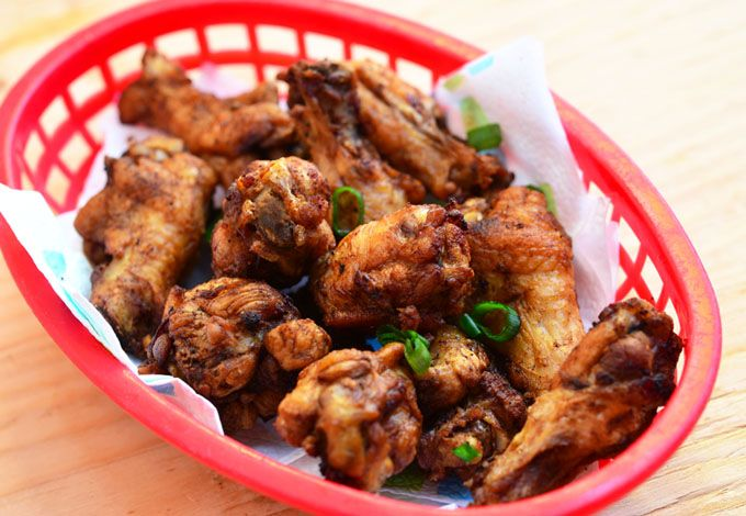 Pound of Wings? Ok, you got it.
