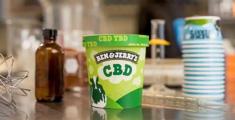 Ben & Jerry's With CBD?