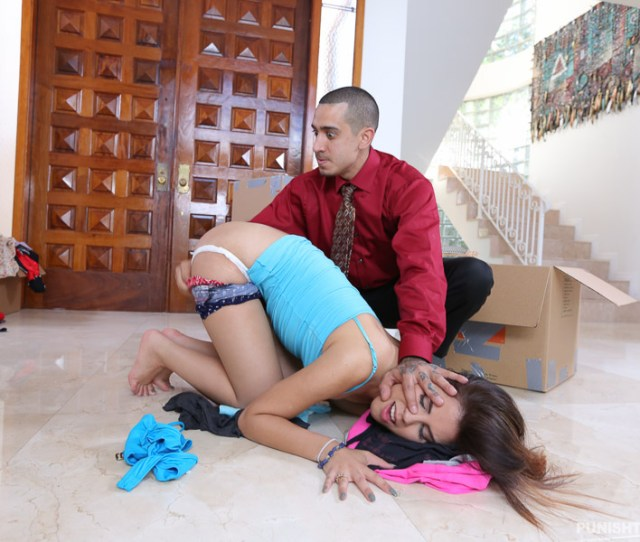 Spoiled Teens Trained And Fucked