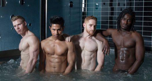 Gay Sauns Bath House Sex