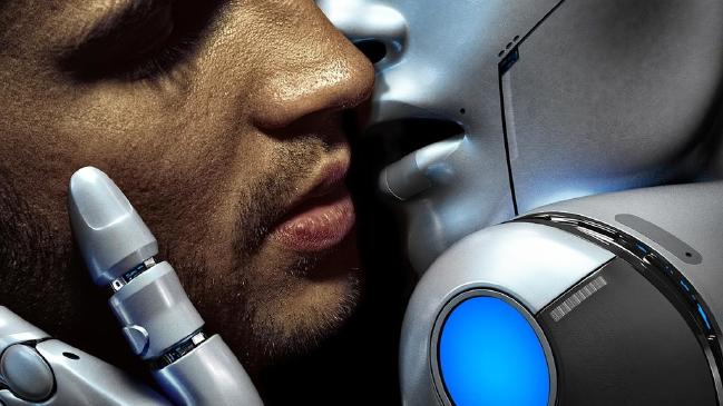 Sex Robot With Male Human