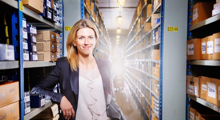 Business Women Stockist