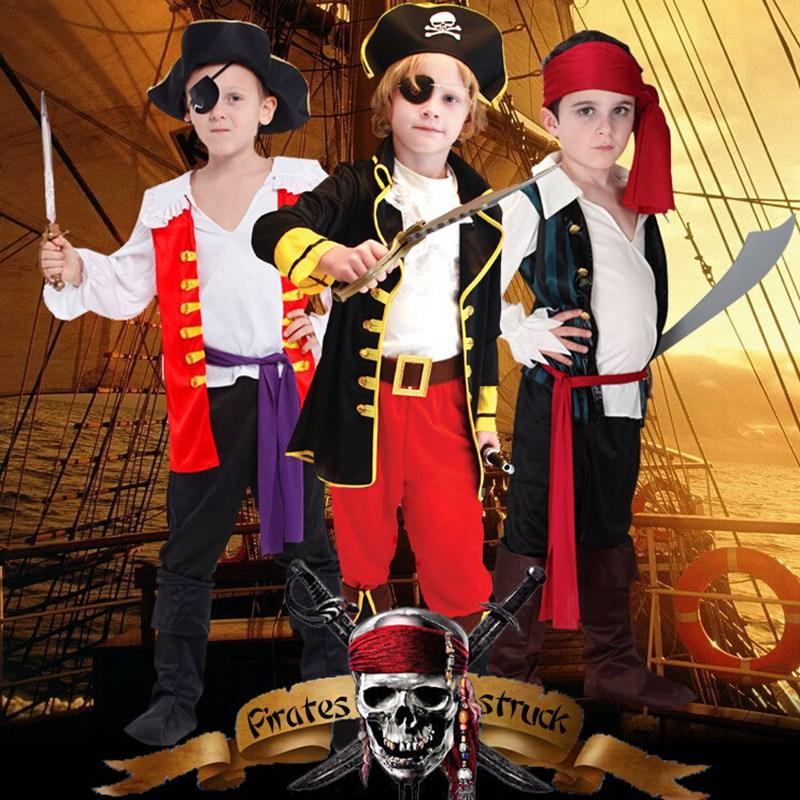 7 year old pirates