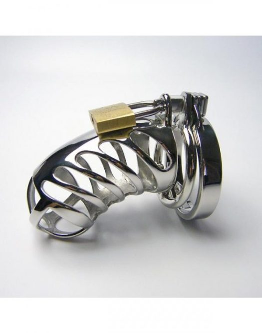 Dual Chastity Ring