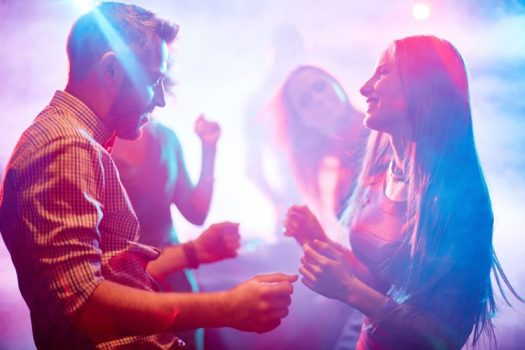 Nightclub Couple