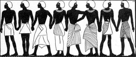 Egyptian Shenti