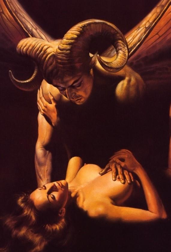 Erotic demon sex