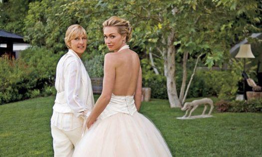Lesbian Love Ellen Portia