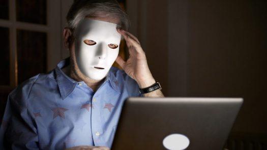 Online Creepy Man