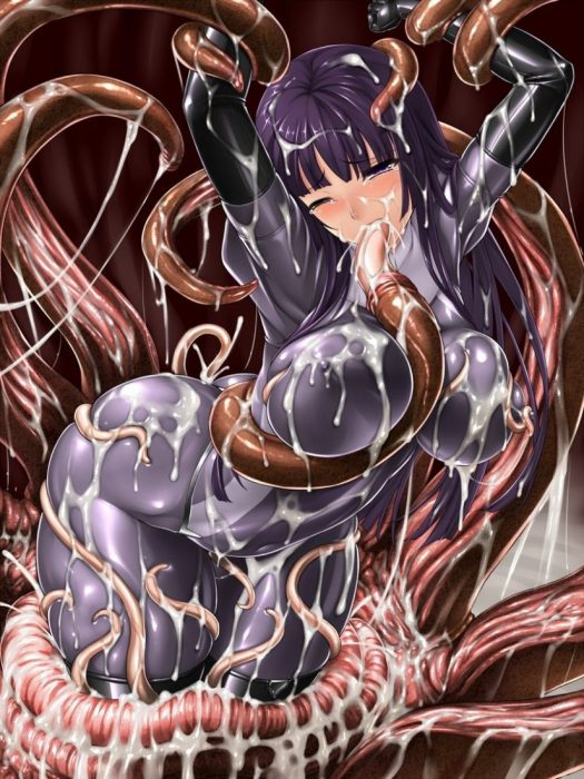 Clothed Tentacle Porn