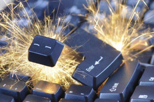Keyboard Breaking