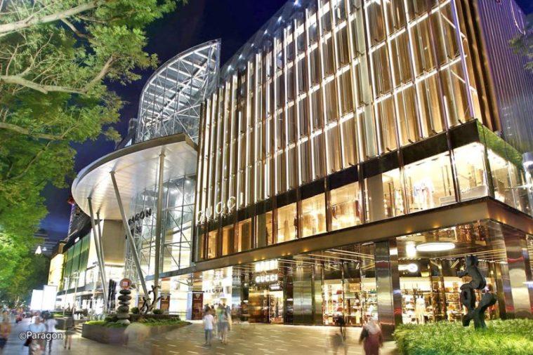 Paragan Mall Singapore