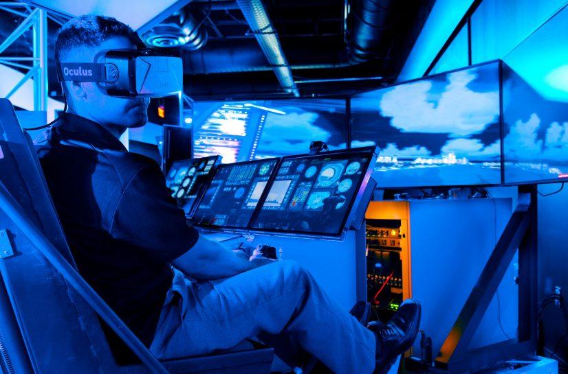 Oculus Rift Photo