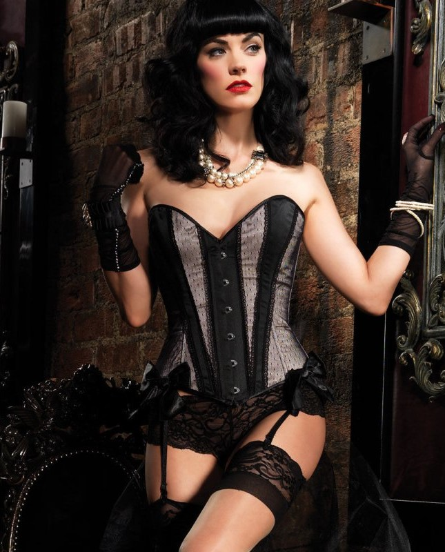 Gabrielle Corset Photo