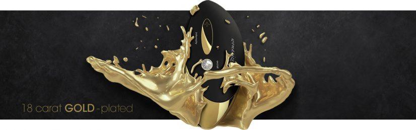 Womanizer® Pro 18K Gold Plated Photo