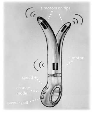 G-Vibe 2 Massager Motors Image