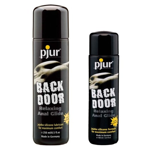 Pjur Back Door Relaxing Silicone Anal Glide Image