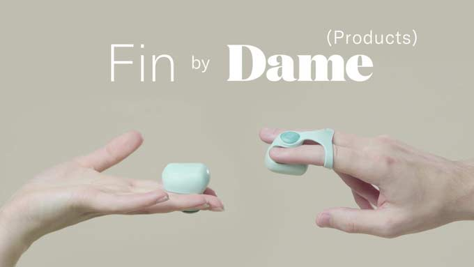 Dame Fin Banner Image