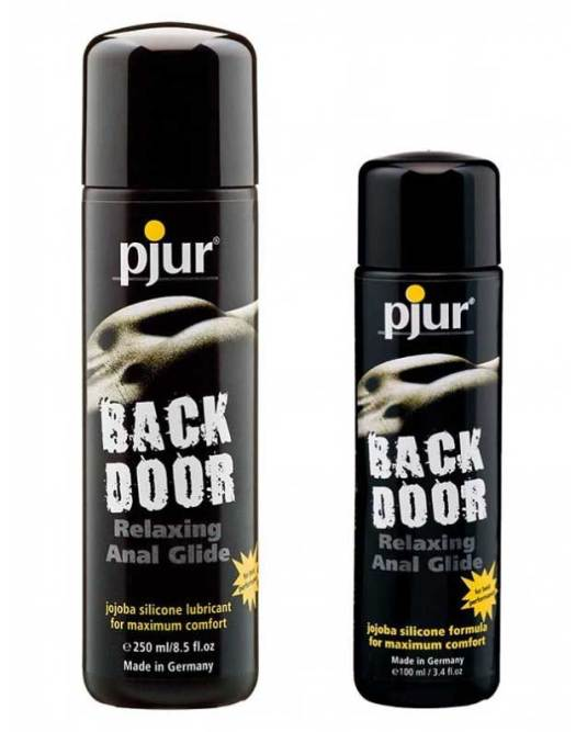 pjur Back Door Anal Glide Lubricant