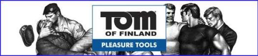 Tom Of Finland Banner