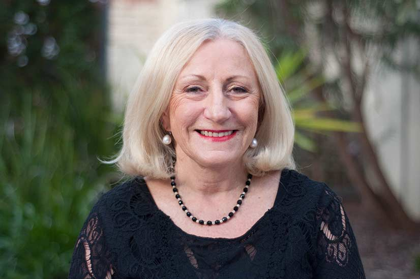 Hypnotherapist Dr Janet Hall