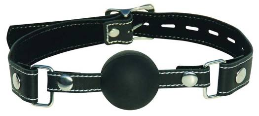 Edge Silicone Ball Gag by Sportsheets International