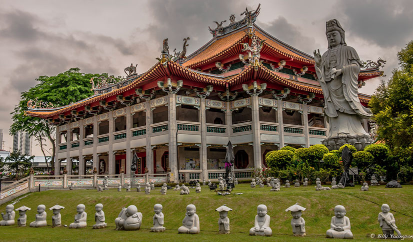 Kong Meng San Phor Kark In Singapore
