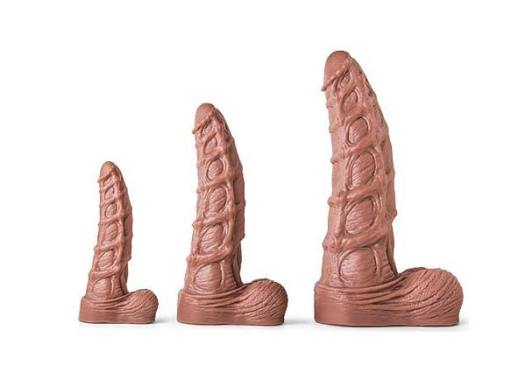 Size Range Of Seahorse By Mr Hankey Toys