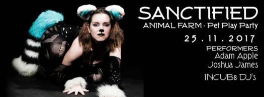 Pet play at Sanctified