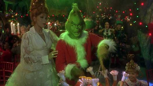 The Grinch's romance with Martha May