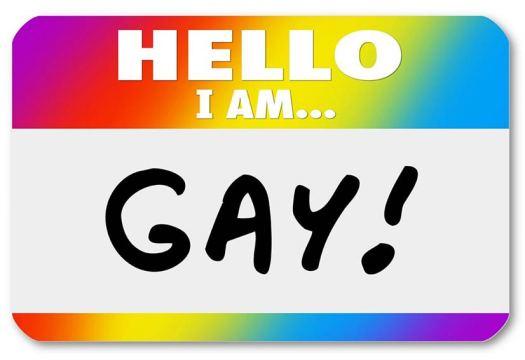 Rainbow sexuality label