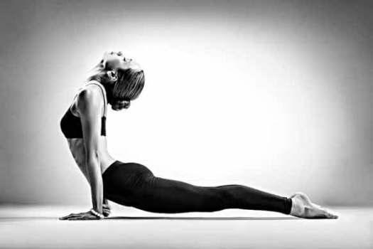 Using yoga for better sex