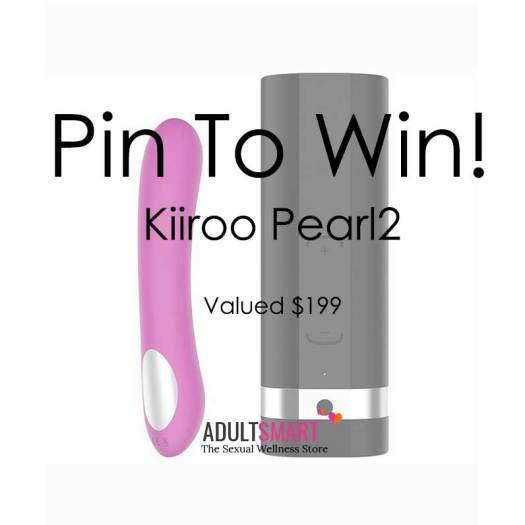 Kiiroo sex toy competition