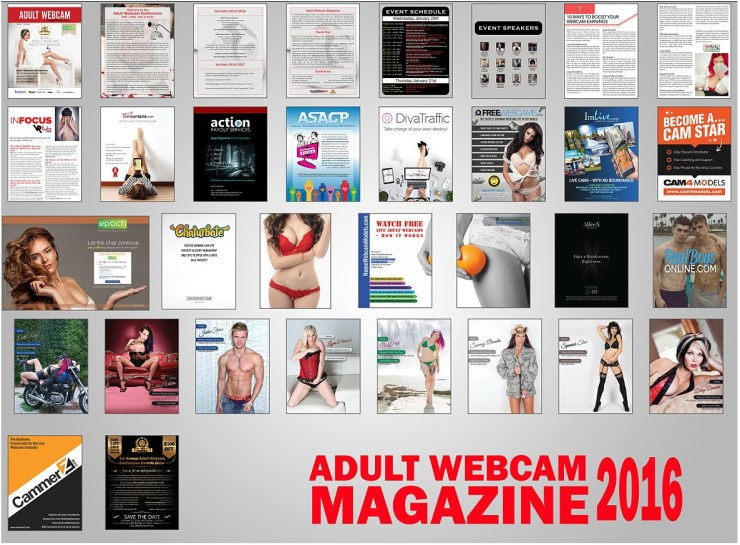 Adult Webcam Magazine info