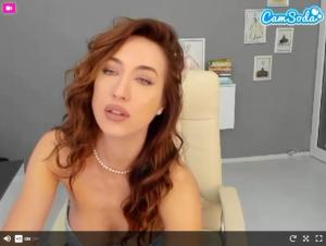 Camsoda live sexcams model