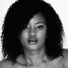 Miss Guinee: Mah M Camara