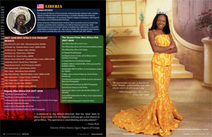 2007 Miss Africa USA Beauty Pageant