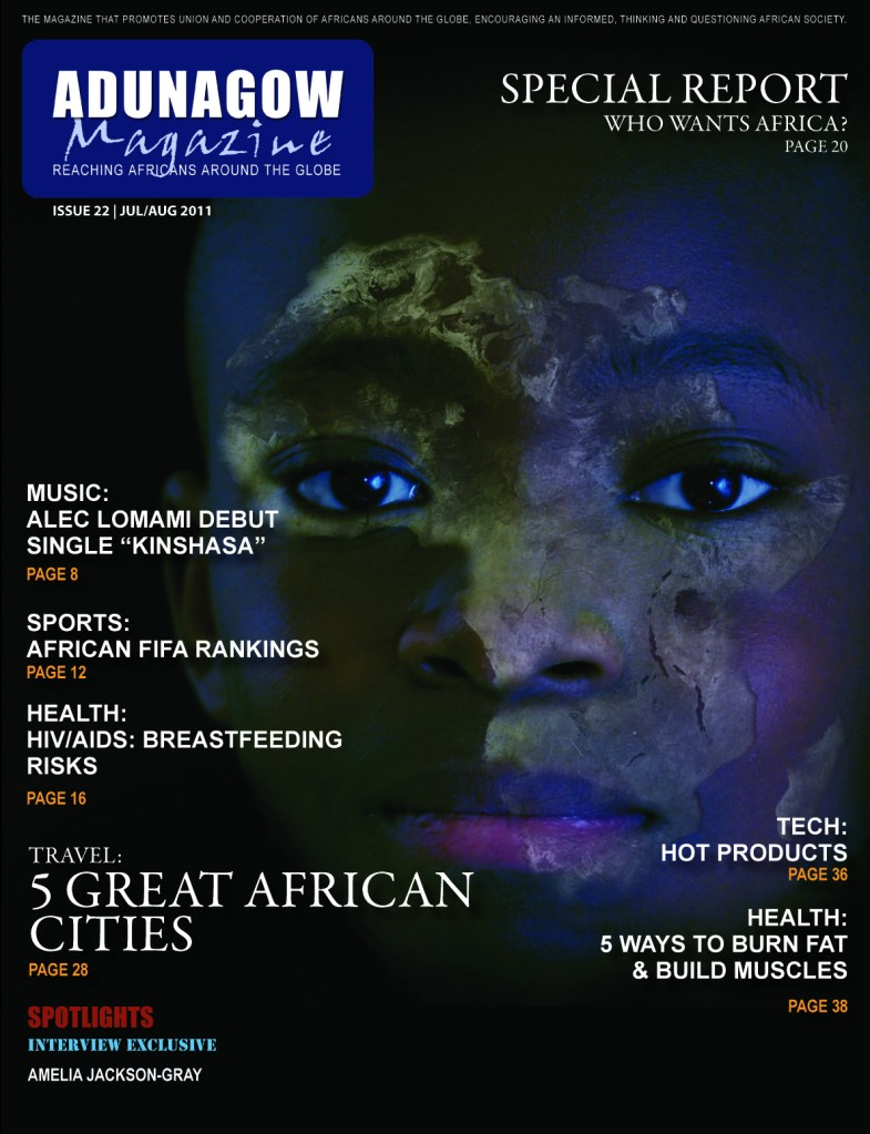 JUL/AUG 2011 Issue released